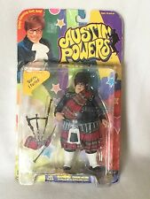 Vintage McFarlane Austin Powers Fat Bastard Talking Action Figure