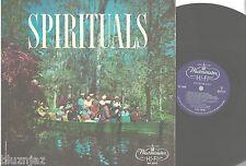 Graham Jackson Choir~Spirituals~Westminster Hi-Fi WP 6048 Mono Record Lp-NM-/EX