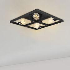 Lux.Pro Deckenleuchte Deckenlampe 4-flammig Design leuchte Metall modern 4xe27