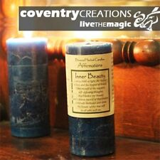* Inner Beauty Affirmation Pillar Candle Wiccan Pagan Metaphysical