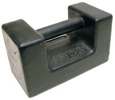 Iron Bar Calibration Test Weight 20kg £45 + VAT
