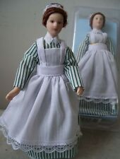 Doll House DOLL-Hand Made Maid/Mother - 1:12th- NEW!