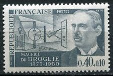 STAMP / TIMBRE FRANCE NEUF LUXE N° 1627 ** MAURICE DE BROGLIE PHYSICIEN