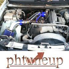BLUE 2002-2005 Chevy TrailBlazer GMC Envoy  4.2 4.2L AIR INTAKE KIT + FILTER