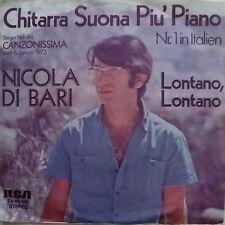 """7"""" 1972! NICOLA DI BARI Chitarra suona piu piano/M -? \"""