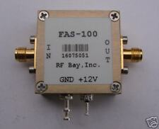 Frequency Divider 100KHz-50MHz Div 2 to 256, FAS-N, SMA