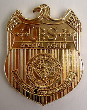 NCIS Special Agent Badge - TV Series Metal Prop