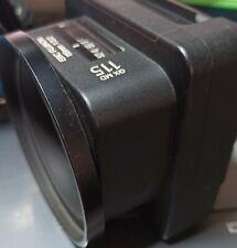 Fuji Fujifilm EBC Fujinon GX D 115mm F3.2 LENS for GX680