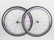 RARE Campagnolo Vento 28 roues Lrs | wheelset Road singlespeed clincher
