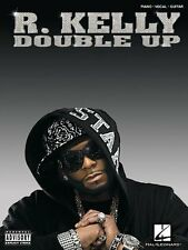 """""""R. KELLY-DOUBLE UP"""" PIANO/VOCAL/GUITAR MUSIC BOOK BRAND NEW ON SALE SONGBOOK!!"""