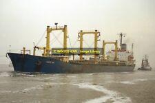 mc0520 - Turkish Cargo Ship - Hanife Ana , built 1969 - photo 6x4