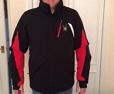 Men's Spyder Thinsulate Ski Jacket - Medium
