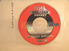 NHL All-Star Hockey - Sega Saturn - Disc Only