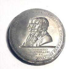 Consulat Matrice De La Médailles Des 3 Consuls Bonaparte Cambaceres LeBrun