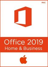 Office  Home and Business 2019 For Mac Lifetime - -All Language