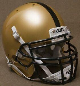 ARMY BLACK KNIGHTS NCAA Schutt XP Full Size AUTHENTIC Gameday Football Helmet