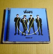The Vamps - Wake Up 2015 USA CD MINT Pop Rock #H02*