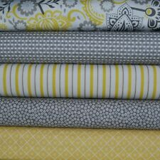 Evening Blooms 5 Fabric Fat Quarters Bundle by Carina Gardner for Riley Blake
