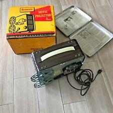 Kodak Brownie 8mm Vintage Film Movie Projector w/Original Box