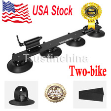 RockBros Suction Roof-top Rack Carrier Quick Installation Roof Rack Two-bike US