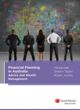 Financial Planning in Australia: Advice and Wealth Management, 7th edition (eBoo