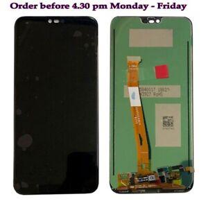 Huawei Honor 10 COL-L29 Complete LCD DIsplay Screen Digitizer finger print Black