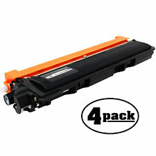 4-Pack Black Laser Toner Cartridge for Brother MFC 9320CW, 9120CN 9010CN Printer