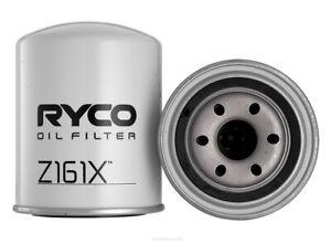 Ryco Oil Filter Z161X