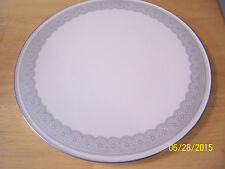 Royal Worcester China ~ ISABELLA ~ Cake Plate Stand 1982 England & Cake Stand Royal Worcester China \u0026 Dinnerware | eBay