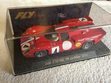 New Rare Fly Lola T70 Mk 3B Le Mans 1970 C34