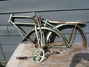 Vintage Original Columbia Mens  Bicycle Bike Parts