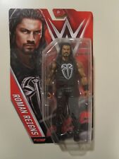 WWE Mattel Basic Series 65 ROMAN REIGNS Action Figure RAW New in Package RARE