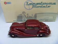 LANSDOWNE BRISTOL TYPE 400 METALLIC RED LDM31 MINT IN BOX