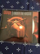GRADE CD UNDER THE RADAR   CANADIAN MELODIC HARDCORE PUNK SCREAMO