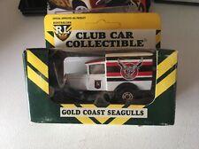 Matchbox 95 ARL NRL Club Car Collectible Rugby League Model A Gold Coast Seagull