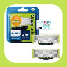 Philips OneBlade QP220/50 Pack de 2 Cuchillas de Recambio