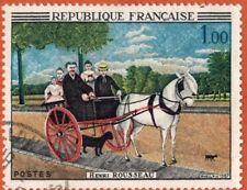 1967-TIMBRE FRANCE OBL-LA CARIOLE DU PERE ROUSSEAU-STAMP-Yv.N°1517-Réf.Ob46