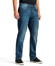 88.00 New. Rock   Republic 32 X 30 Jeans Blue Straight Fit Stretch Men s  Mens bee865a1a