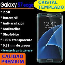 CRISTAL TEMPLADO PROTECTOR DE PANTALLA 0.3MM PARA SAMSUNG GALAXY S7 EDGE 9H