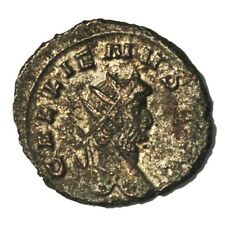 Roman Gallienus Billon Antoninianus REV SECURIT PERPET 253 A.D. 268 A.D.
