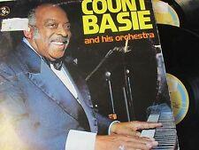 Count Basie & His Orchestra-SM 3970-Double-Vinyl-Lp-Record-Album-Jazz