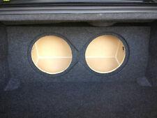 For 2011+ Dodge Charger- Flush / Recessed - Custom Sub Enclosure Subwoofer Box
