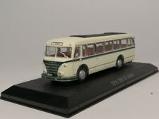atlas 1:72 bus collection IFA H6 B 1958 Diecast model car