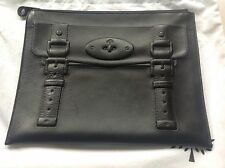 Mulberry Maisie Black Leather Pouch Brand New Without tags