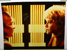 Ethan Phillips  signed 11 x 14  photo w/coa Star Trek  Voyager