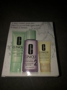 CLINIQUE 3 Step Skin Type 2 - Unwanted Gift