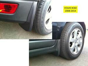VOLVO XC60 2008>2014 FRONT and REAR MUD FLAPS AFTERMARKET BGLVXC6021-O  VV014