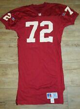 St. Louis Cardinals Dan Dierdorf #72 HOF Team Issued Jersey Men's Size 50