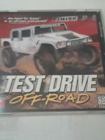 Test Drive Off-Road 3 PC Windows 95 CD-ROM Vintage Original