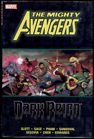 The Mighty Avengers Dark Reign New Hardcover HC Graphic Novel Marvel Comics